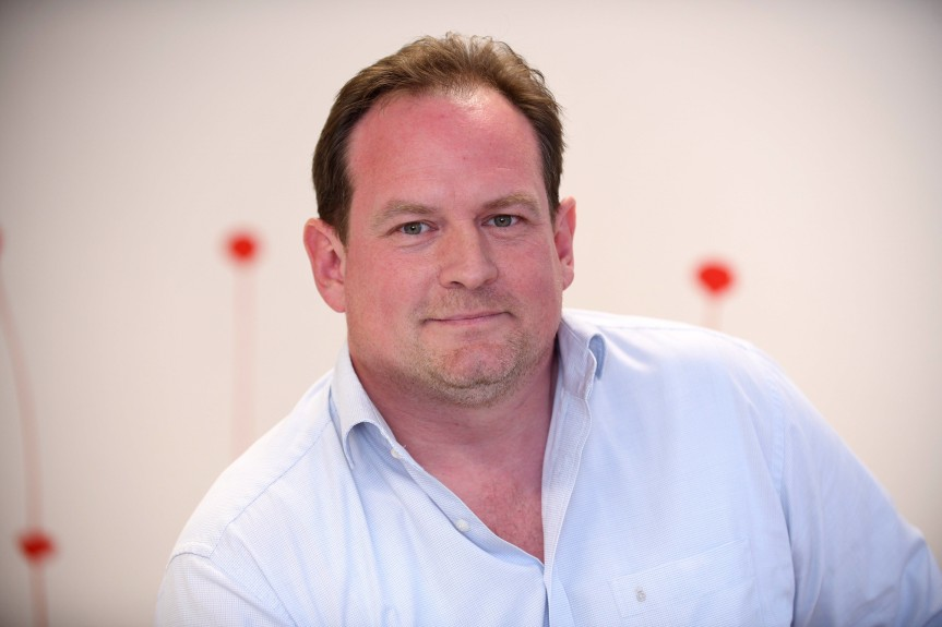 Mirko Pelzer, 1. Vorsitzender der Alzheimer Gesellschaft Dortmund e. V.