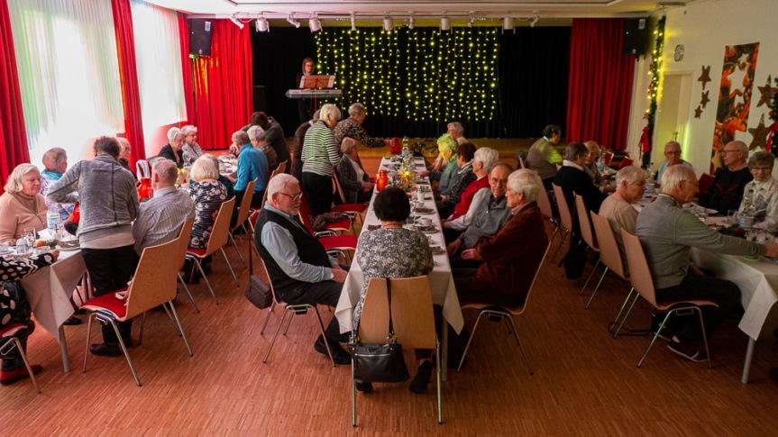 Weihnachtsfeier 2019 der Alzheimer Gesellschaft Dortmund